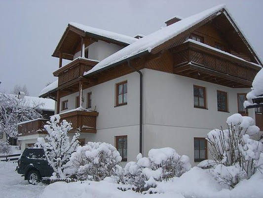 Chalet Ruperting - Hausfoto Winter